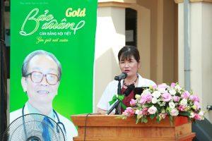 PGS TS Lưu Thị Hồng