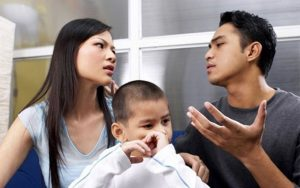 mâu thuẫn vợ chồng do rối loạn nội tiết tố