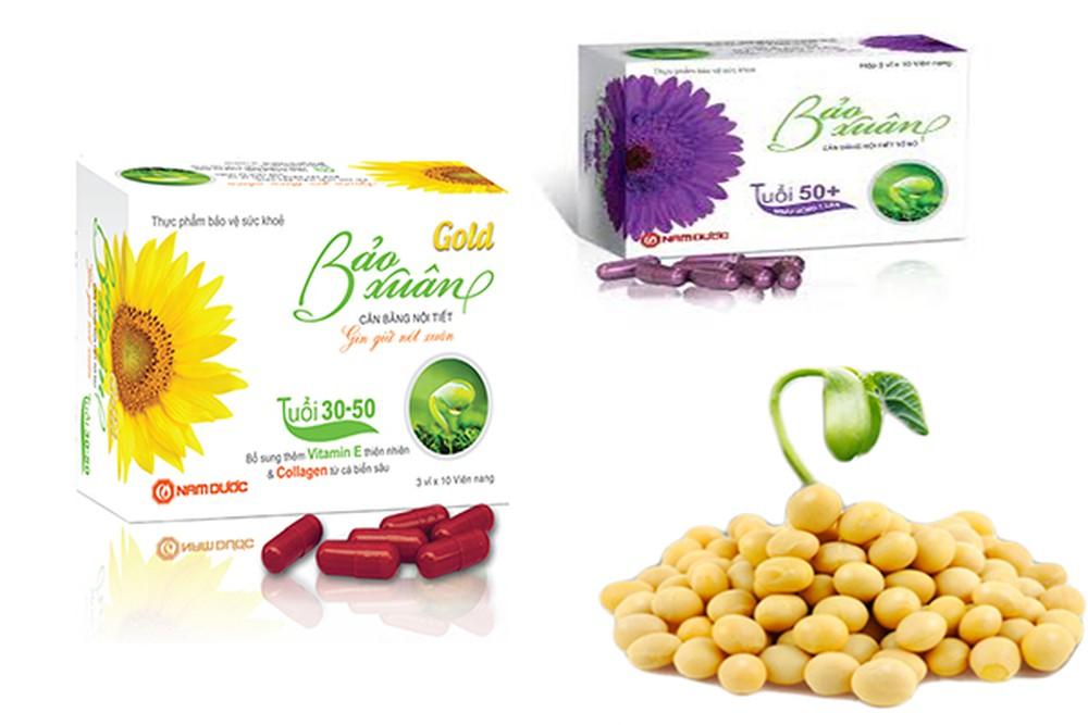 Bổ sung estrogen thảo dược từ mầm đậu nành mang đến hiệu quả cao