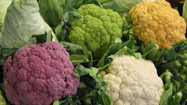 Các loại rau họ cải rất tốt cho sức khỏe và nội tiết tố