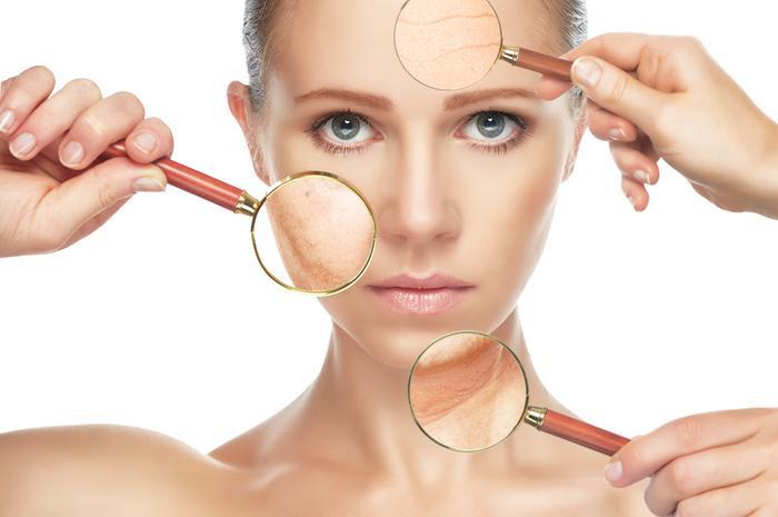 Mất cân bằng nội tiết là nguyên nhân gây ra sạm da, tàn nhang, da nhăn nheo chảy xệ